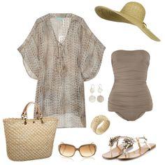 naturals for beachwear