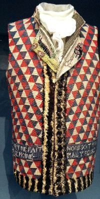 pro french revolution clothes worn by aristocrats, 1780s