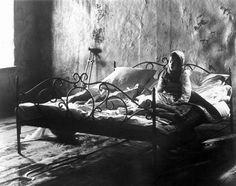 Natalya Abramova onthe set of Stalker (1979)