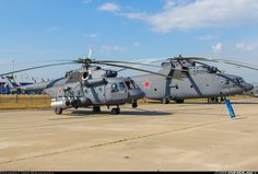 Mil Mi-8AMTSh aircraft picture