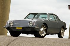 Studebaker Avanti...and Avanti it did. 0-60mph in under 6 seconds