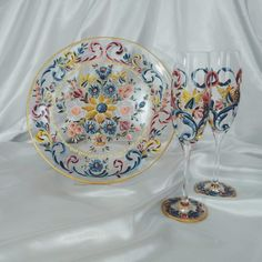 Plates, Tableware, Blueberries, Licence Plates, Dishes, Dinnerware, Griddles, Dish, Plate