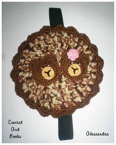 Marcador de Páginas : Bookmark Externo Casal de Ursos  Coleção Animais  Marcador de páginas para livros, agendas  Confeccionado em Crochet | crochetandbooks