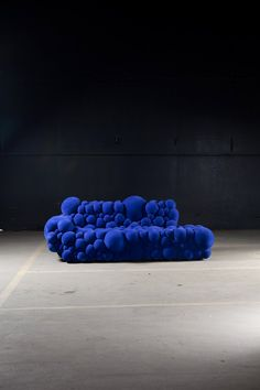 "A couch from the Mutations Series by Maarten De Ceulaer.  To me, this furniture collection is both high art and delightfully fun.  From the artist's statement: ""I want to use my work to tell stories, to stir people's emotions, to tickle their imagination or to make them wonder... Some projects are more functional in the traditional way, while others perform a function on a different level, the emotional aspect of objects is of equal importance."""