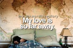 six letter love story