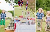 #realparty #kidsparty #4thofJuly