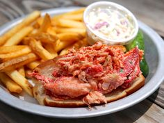 The Lobster Joint  1073 Manhattan Avenue, Brooklyn, NY 11222(map) 718-389-8990 lobsterjoint.com
