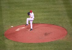 Cincinnati Reds have the pitching mound by JLPoole, via Flickr