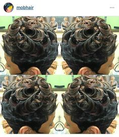Hair101Salon @hairbylenisha Instagram photos | Websta