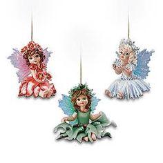 Fairy Magical Holidays Christmas Ornament  $29.97 #pintowinGifts & @giftsdotcom