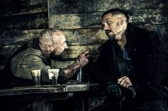 Tom Hardy's Taboo could run for three series or more, says writer  - DigitalSpy.com