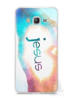 Capa Samsung Gran Prime Jesus #3