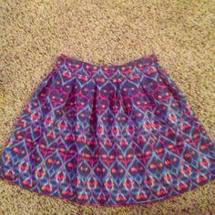 Bethany Mota XS skirt. Zipper in back. Bethany Mota XS skirt. Zipper in back. Skirts