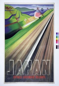 Japanese Government Railways | Satomi, Munetsugu | V&A Search the Collections