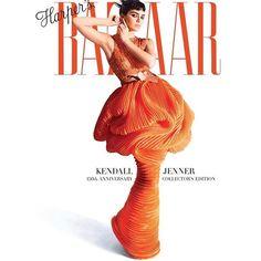 #하퍼스바자 150주년을 기념하는 스페셜한 5월 에디션의 주인공이 된 #켄달제너(@KendallJenner) - Photography by @studioakrans Styling by @tom_van_dorpe @harpersbazaarus  via HARPER'S BAZAAR KOREA MAGAZINE OFFICIAL INSTAGRAM - Fashion Campaigns  Haute Couture  Advertising  Editorial Photography  Magazine Cover Designs  Supermodels  Runway Models