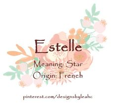 Baby Girl Name: Hyacinth  Meaning: Blue Gemstone
