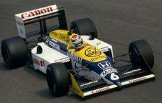 1987 - Nelson Piquet - Williams-Honda