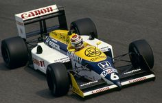 Nelson Piquet - 1986 Williams-Honda