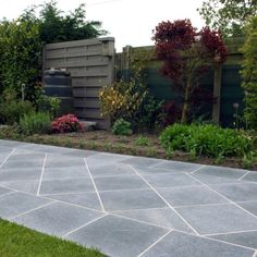 kebur contempo asian blue limestone paving is an attractive hard