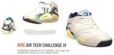 Nike Air Tech Challenge IV