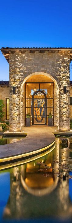 59 Ideas For Entrance Door Design Luxury Houses Architecture, Architecture Design, Luxury Estate, Luxury Homes, Luxury Mansions, Luxury Lifestyle, Villa, Exterior Design, Interior And Exterior
