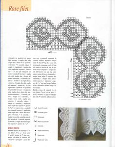 images attach c 3 83 394 Crochet Borders, Filet Crochet, Crochet Lace, Crochet Designs, Crochet Patterns, Romanian Lace, Crochet Tablecloth, Filets, Blog Entry
