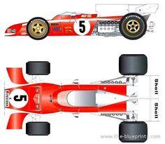 1972: Ferrari 312 B2 Flat 12: