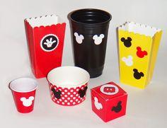 26 ideas muy faciles para armar tu mesa dulce de Mickey Mouse - Mujeres Femeninas