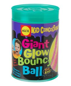 Another great find on #zulily! Giant Glow Bouncy Ball Set #zulilyfinds