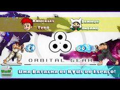 Orbital Gear - Batalha de RYUs do espaço! | Blog Viiish Channel