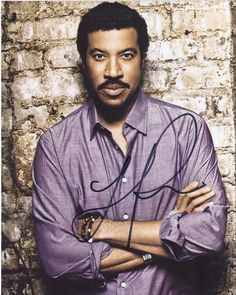 Lionel Richie Autographed 8x10 Photograph, The Commodores, Say You Say Me, All Night Long, Proof Photo This is a Lionel Richie autographed 8x10 photo. Lionel signed the 8x10 in black sharpie. Check ou