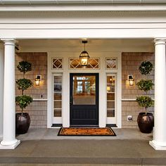 1930s Colonial - traditional - exterior - other metros - Richard Manion Architecture Inc.