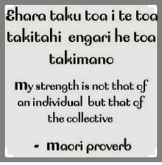Maori quote my strength does not come from me alone but from many Maori Words, Tree Quotes, Maori Art, Art Classroom, Classroom Labels, Classroom Quotes, Classroom Ideas, Leadership Quotes, Early Childhood Education