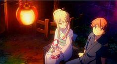 Sorata and Mashiro