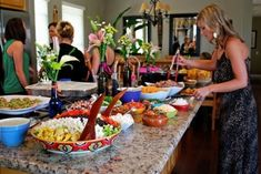 Bridal Shower Luncheon ideas                                                                                                                                                                                 More