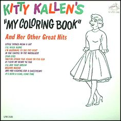 my coloring book 1963 rca by kitty kallen