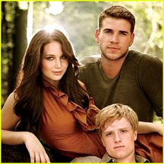 Vanity Fair shoot for The Hunger Games