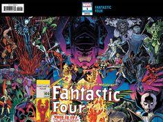 FULL SET OF 8 NM unread Marvel 2019 Arthur Adams 8-part connecting covers