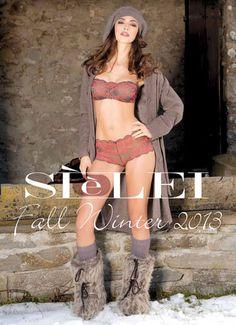Elegante, seducente, preziosa e delicata è la donna che #SièLei dipinge in un quadro fatto di capi che compongono una collezione #lingerie splendida. fall-winter-2013-sièlei http://www.diariodonna.it/fall-winter-intimo-sielei-2013.html