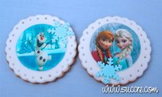 Galletas Frozen - Frozen Cookies
