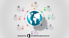 Infographic network diagram powerpoint for teaching free infographic powerpoint templates free download with animation toneelgroepblik Gallery