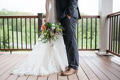 Spring Wedding at White Sulphur Springs