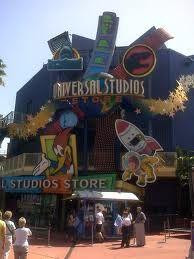 Universal Florida City Walk