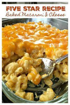 Best Macaroni And Cheese, Macaroni Cheese Recipes, Baked Macaroni Recipe, Southern Macaroni And Cheese, Macaroni And Cheese Casserole, Simple Macaroni And Cheese Recipe, Bisquick Recipes, Hamburger Casserole, Best Mac N Cheese Recipe
