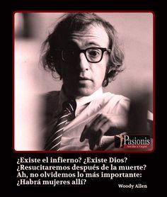 Woody Allen  -  www.pasionis.es