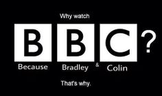 And Sherlock and Doctor Who!