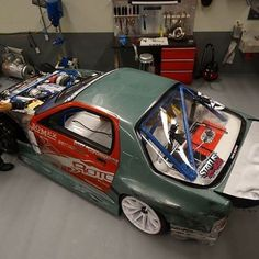 Badass missile style build by Body is a from Mikuni. Remote Control Boat, Radio Control, Rocket Bunny Kit, Best Rc Cars, Rc Drift Cars, Drifting Cars, Rally Car, Hot Cars, Mazda