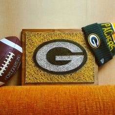 Stringart Green Bay Packers