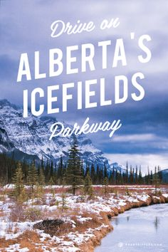 The Icefields Parkway is probably one of the coolest drives in Canada. Make it your road trip adventure!