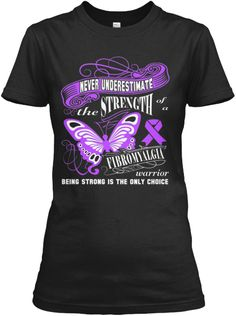 Fibromyalgia Awareness Shirt